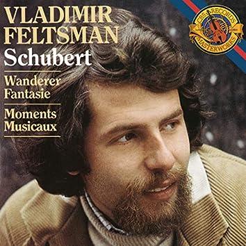 Schubert: Fantasy in C Major, D. 760 & 6 Moments musicaux, D. 780 (Remastered)