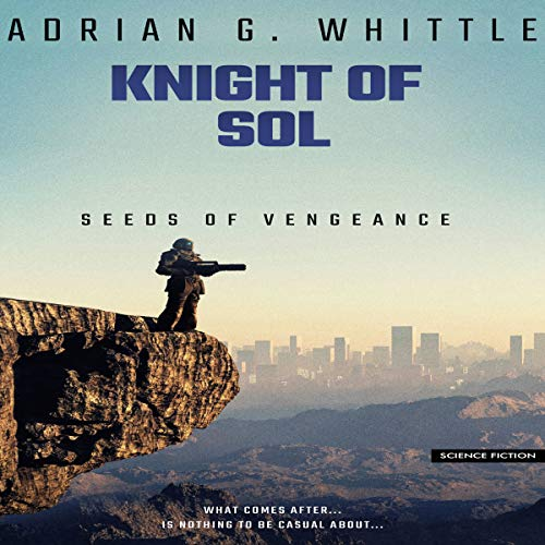 Knight of Sol audiobook cover art