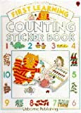 Counting Sticker Book (First Learning Series)