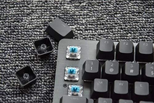 YEZIO Keycaps für Keyboards Original CTRL Alt Fn Win Leace Key Cover für Mechanische Tastatur G512 Schlüsselabdeckung Universal (Axis Body : Key Cap only, Color : 1 Other small Key)