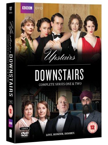 Upstairs Downstairs - Series 1 & 2 [4 DVD Box Set] [UK Import]