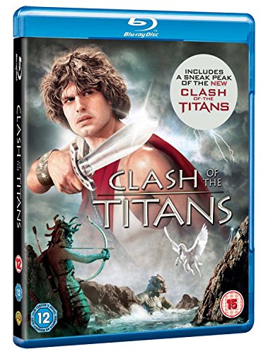 Clash of The Titans (1981) [Blu-ray] [UK Import]