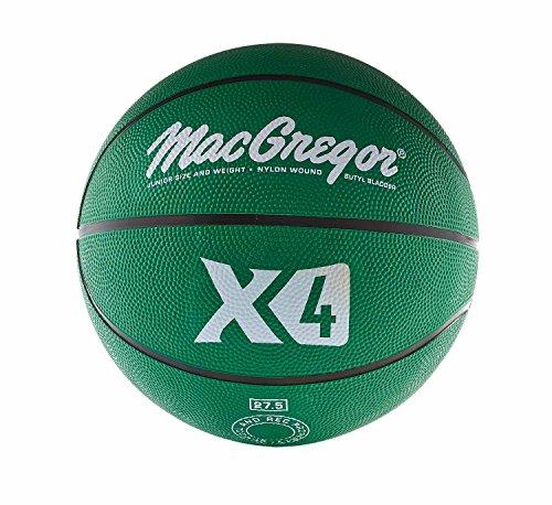 MacGregor Rubber Junior Basketball (Green)