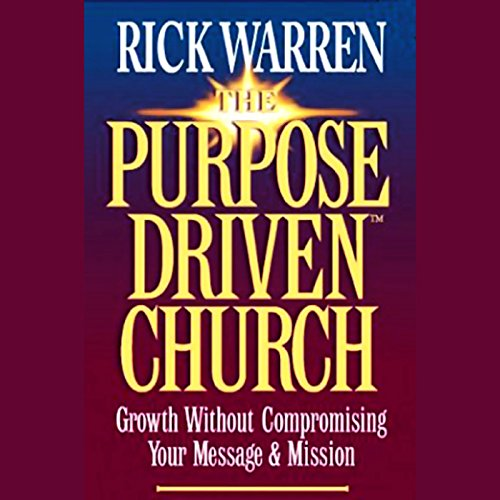 The Purpose-Driven Church Titelbild