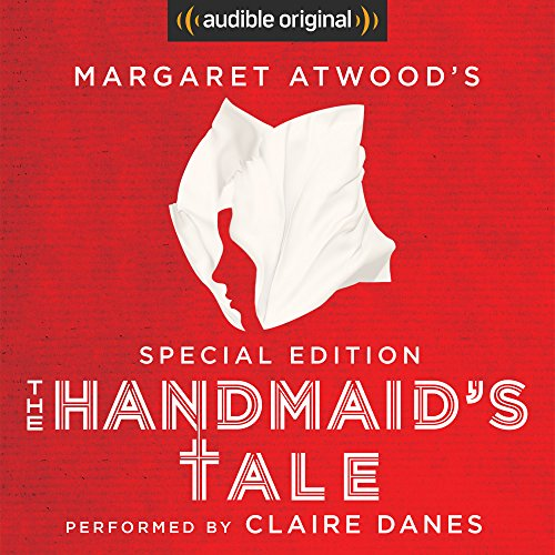 Page de couverture de The Handmaid's Tale