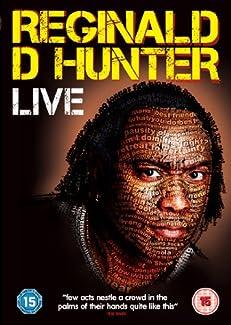 Reginald D Hunter - Live