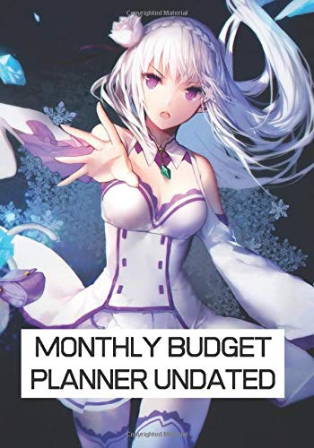 Monthly Budget Planner: undated - 7x10 Inch - 145 Pages - Monthly and Weekly Budget Planner - Monthly Bill Organizer   To Help You Organize Expenses   ... Budgeting Financial Planning Journal Notebook