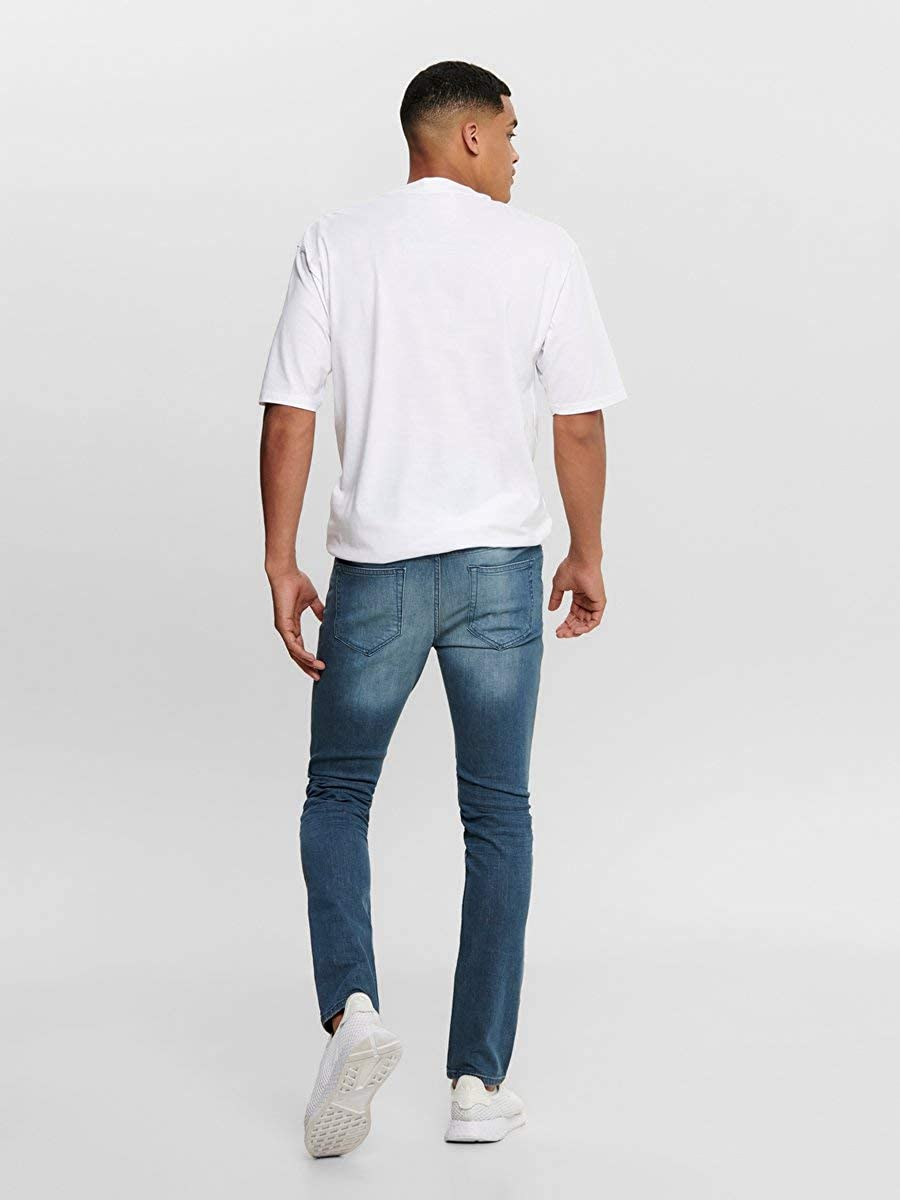 Only /& Sons Jeans Slim Uomo
