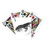 Descubra World Shrimp Marine Organism Póker Jugando Magic Card Fun Juego de mesa