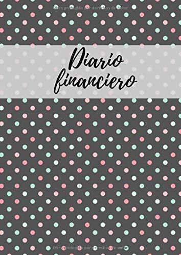 Diario financiero: Planificador de presupuesto I libro de presupuestos I planificador mensual I organizador cubiertos I cuaderno organizador I ... de contabilidad financiera I Budget Planner
