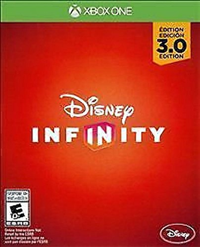 powerful Disney Infinity 3.0 standalone disc for Xbox One only