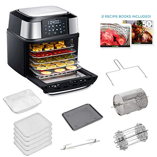 GoWISE USA Food Dehydrator and A...