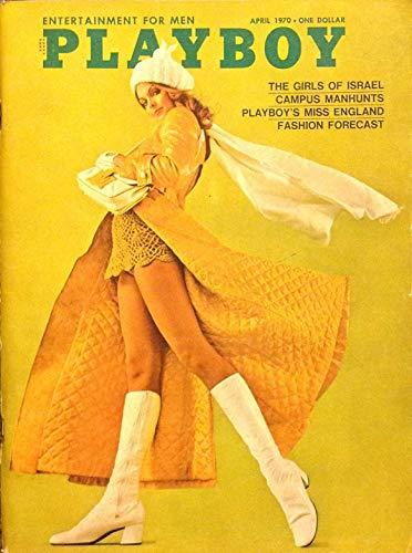 April 1970 Playboy Magazine -- Nice Vintage 70s Playboy Collectible