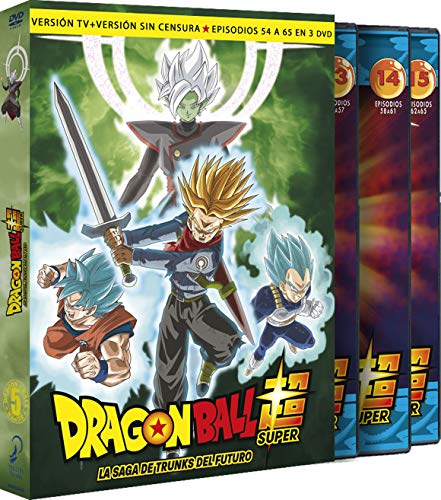 Dragon Ball Super Box 5 [DVD]