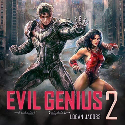 Couverture de Evil Genius 2: Becoming the Apex Supervillain