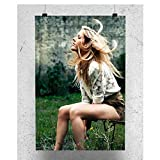 Posters Ellie Goulding Star Sexy Beautiful Girl Model