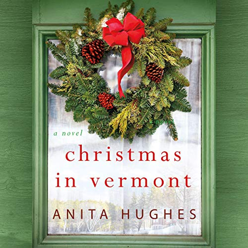 Christmas in Vermont audiobook cover art