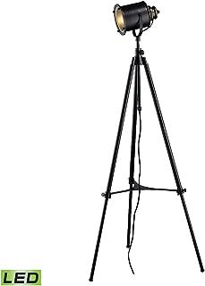 Diamond Lighting D1735-LED Floor lamp, Restoration Black