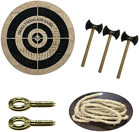 LHCDBr Viking Axe Ranking TOP16 Throwing Game - To and Wooden ...