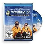 Blu-ray Weltflug.tv 2 - Afrika: Im Tiefflug durch Südafrika, Botswana und Namibia. Ein wahres Abenteuer. -