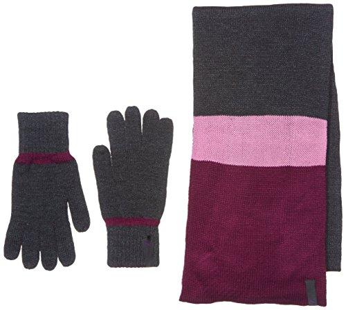 PUMA Handschuhe Und Schal Fundamentals Knit Set Guantes y Bufanda, Unisex Adulto