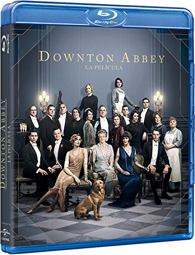 Downton Abbey: La película (BD) [Blu-ray]