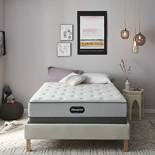 Beautyrest BR800 12 inch Medium Innerspring Mattress, Full, Mattress Only
