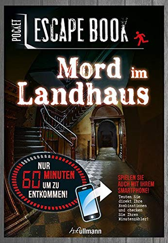 Pocket Escape Book: Mord im Landhaus