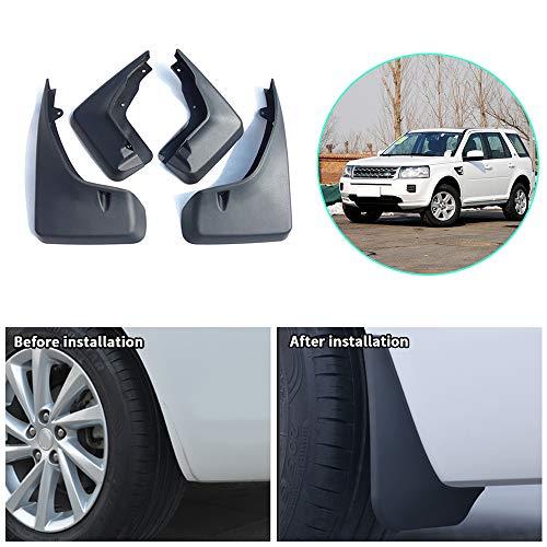 pour Renault Megane II 2 MK2 2002 2003 2004 2006 2006 2007 2008 CYBHR Garniture de Cache de poign/ée de Porte ABS de Voiture