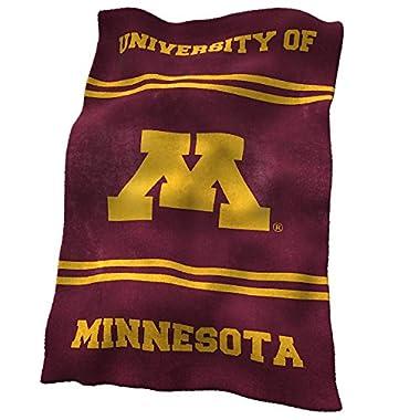 NCAA Minnesota Golden Gophers UltraSoft Blanket