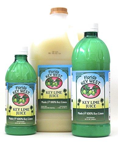 Florida Key West 100% authentisch Key Lime Juice 16 Oz - 9