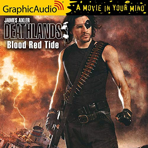 Blood Red Tide  By  cover art