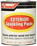 Synkoloid Exterior Spackling Paste 01204, Quart