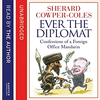 Ever the Diplomat cover art