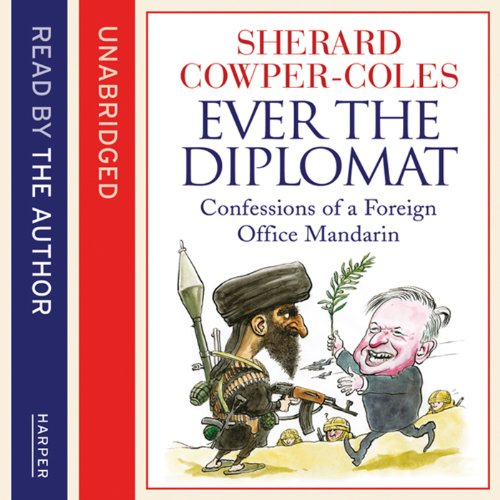 Ever the Diplomat audiobook cover art