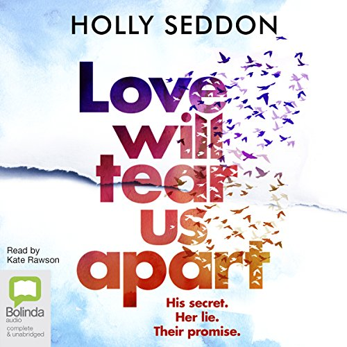Love Will Tear Us Apart audiobook cover art