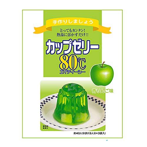 かんてんぱぱ カップゼリー青リンゴ [200gx3個入]