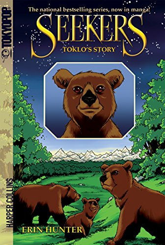 Seekers: Toklo's Story (Seekers Manga Book 1) (English Edition)