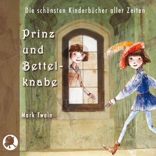 Prinz und Bettelknabe cover art