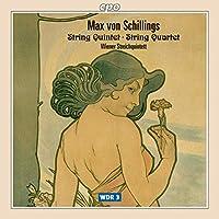 Schillings: String Qtet/Qntet