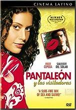 Captain Pantoja and the Special Services [Reino Unido] [DVD]