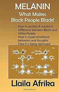 melanin black people