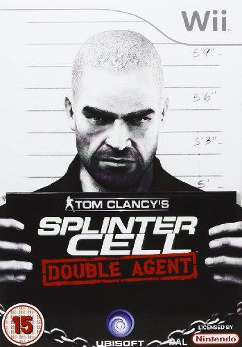 Tom Clancy's Splinter Cell: Double Agent (Wii) [Edizione: Regno Unito]
