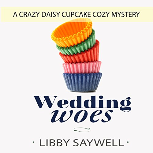 Wedding Woes audiobook cover art