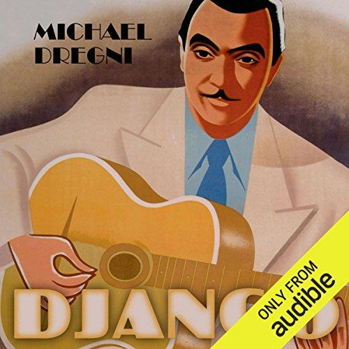 Django audiobook cover art