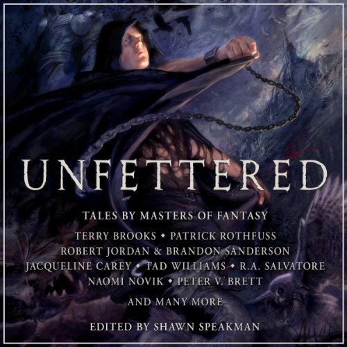 Unfettered audiobook cover art