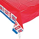 ROYAL BABY SHOWER TABLECOVER - Party Supplies - 1 Piece