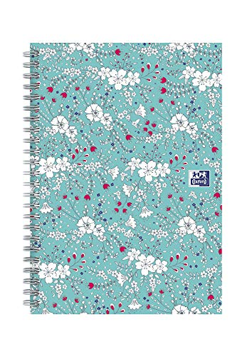 Oxford Floral, A4 Notebook Hardc...