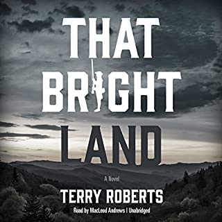 That Bright Land audiobook cover art