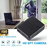 Super Mini Spy Camera Wireless Full HD 1080P Hidden Camera Night Vision IR
